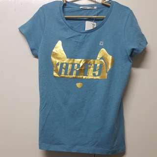 Baleno Blue Shirt