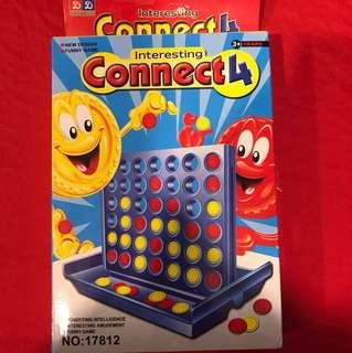 桌遊-connect4 連連看