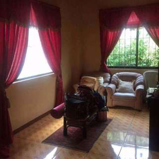 House and lot *fully furnished*