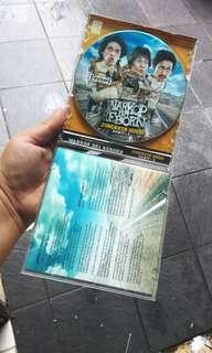 DVD warkop DKI reborn limited edition jangkrik boss soundtrack