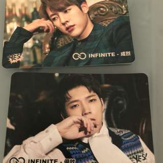 Yes card - Infinite