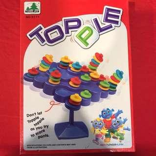 桌遊-Topple平衡遊戲