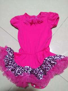 Free with purchase Baby Girl Romper Dress