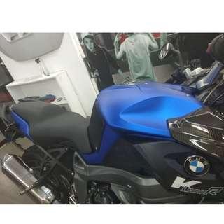 MOTORBIKE STICKER WRAP -  SILENT WRAP