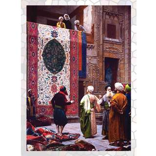 SAMEYEH LOT NO 16307 RAVER KERMAN FROM EAST PERSIA 225 X 160 CM