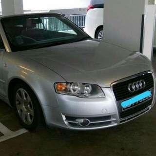 Audi A4 B7 1.8TFSi     -(SG)-  Year 2007