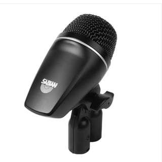 Sabian SK1 Dynamic Kick Drum Microphone