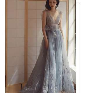 Suzy Dreamy Evening Gown