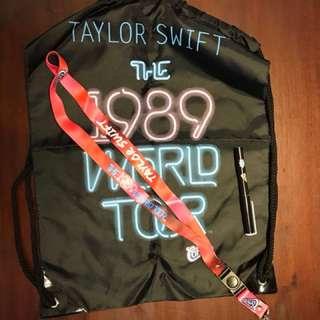 Taylor Swift's merchandise