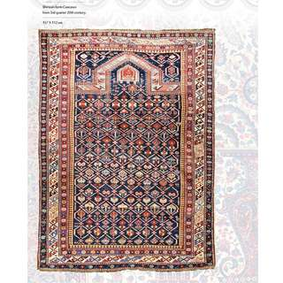 SAMEYEH LOT NO 16314 SHIRWAN FROM CAUCASUS 152 X 112 CM