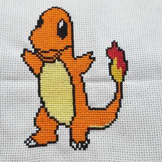 Cartoon Cross Stitch