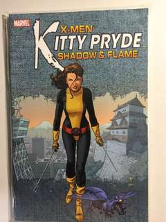 Marvel TPB, X-men Kitty Pride: Shadows and Flame, NM