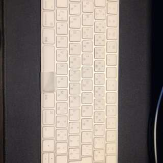 蘋果鍵盤Magic Keyboard 2
