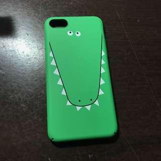 🚚 i7 鱷魚(恐龍) 手機殼 硬 全包