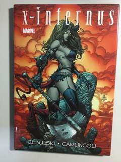 Marvel HC, x-Infernus, HC