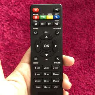 Andriod Box remote Only