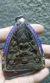 1st batch somdej CKY with silver longya casing