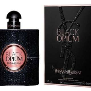 YSL black opium 90mls