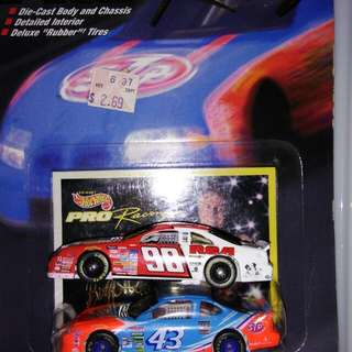 Hot wheels nascar mcdonalds hotwheels