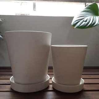 Ikea pots