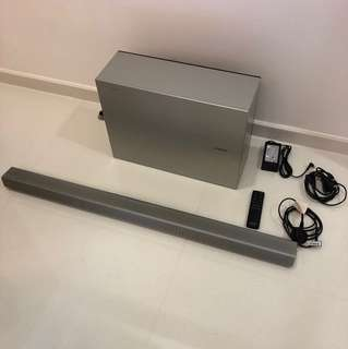 Samsung Wireless Audio Soundbar