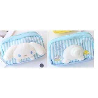 Brand new cinnamoroll cosmetic/storage/hp pouch