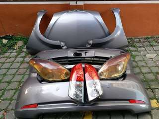 Part myvi 1st model