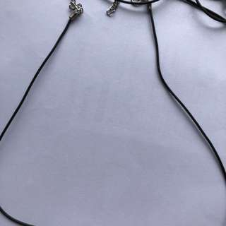 Pendant cord