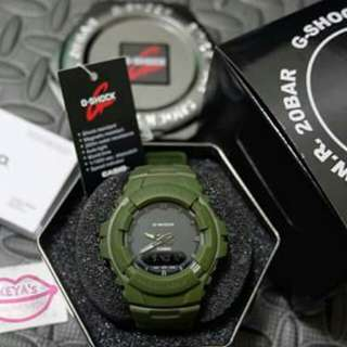 G100 Army Green