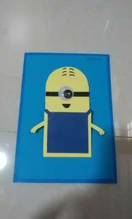 Minion Handcrafted Greeting Card
