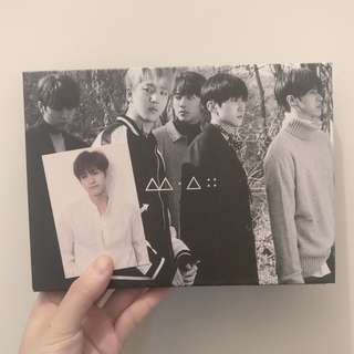 B1A4 Good Timing 連大哥小卡 $50
