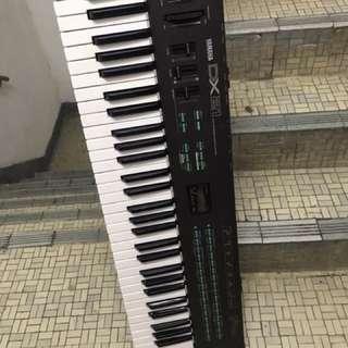 yamaha dx21 synthesizer Components