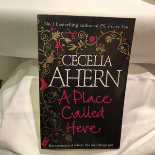 A Place Called Here by Cecilia Ahern