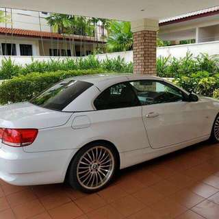 BMW E92 325I 2.5L Automatic     -(SG)-  Year 2008