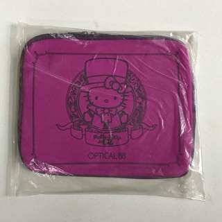 Hello Kitty x Optical 88 紫色平板電腦袋 全新 Tablet Case