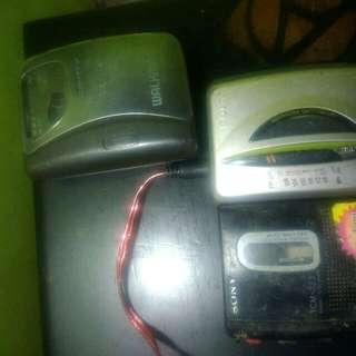 Walkman Sony WM fx195 BONUS 2 WALKMAN SONY