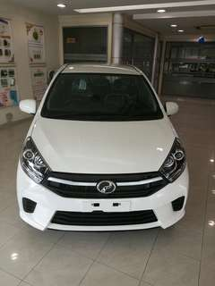 New Perodua Axia 2018