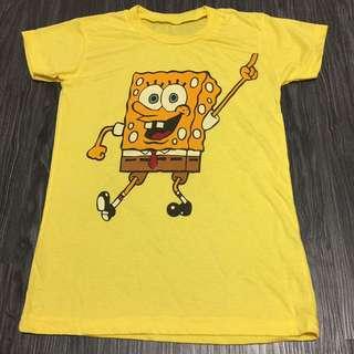 Brand New Sponge Bob Tee