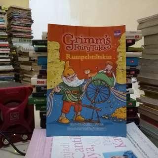 Grimms Fairy Tales Rumpelstilskin