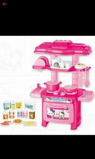 HK Mini Kitchen Playset