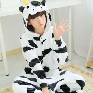 Cow Adult Onesie