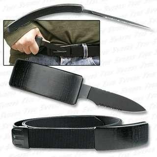 Gesper / Ikat Pinggang Pertahanan Diri (Self Defense) Untuk Jaga2
