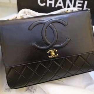 Chanel vintage 復古大包