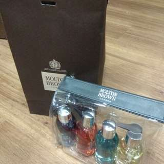 Molton Brown Travel Pack