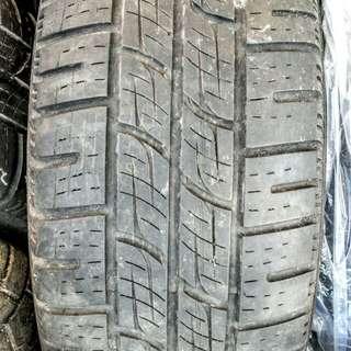 FIIRELI tires. 255/55 R18.109V,.強负重型,80%new, 电98626254