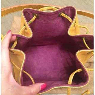 Louis Vuitton Shoulder Bag Epi Leather Petit Noe - Discontinued Item