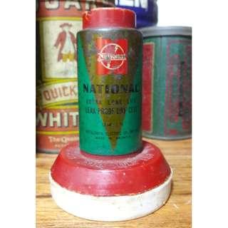 Vintage National tabung
