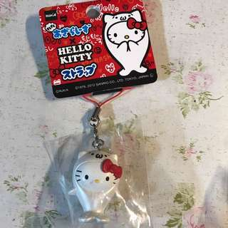 Hello kitty吊飾