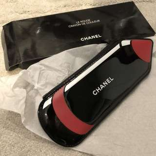 New Chanel Cosmetic Pouch Bag 化妝袋仔