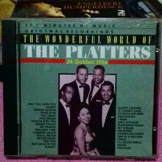 THE PLANTERS 24golden Hits CD